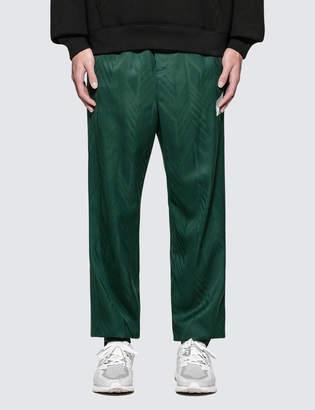 Alexander Wang Custom Wool Jacquard Track Pants