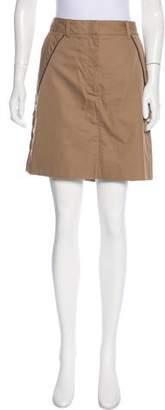 3.1 Phillip Lim Accented Mini Skirt