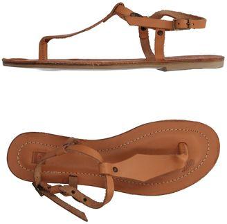 QUIKSILVER Toe strap sandals $93 thestylecure.com