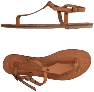 QUIKSILVER Thong sandals $93 thestylecure.com