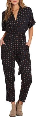 Billabong Bed Story Jumpsuit
