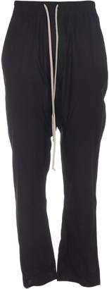 Drkshdw Rick Owens Drawstring Long Track Pants
