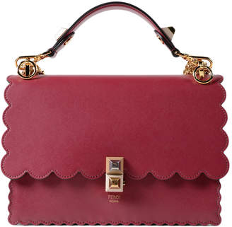 Fendi Kan I Black Cherry