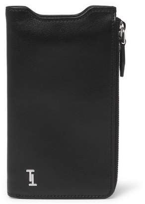 Tod's Textured-Leather Iphone Case