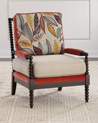Massoud Autumn Spindle Chair