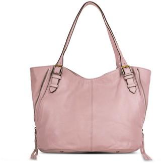 Aimee Kestenberg Leather Convertible Shopper