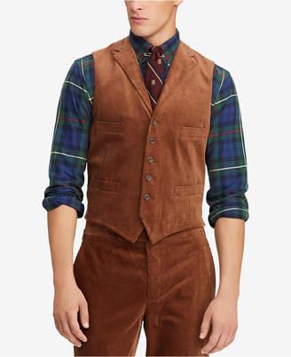 Polo Ralph Lauren Men's Corduroy Vest