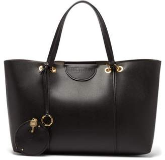 See by Chloe Marty Large Faux Leather Tote Bag - Womens - Black