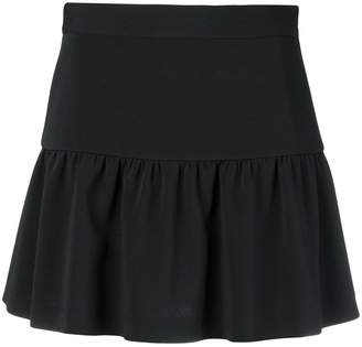 RED Valentino gathered mini skirt