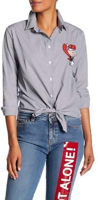 Love Moschino Camicia Button Up Shirt