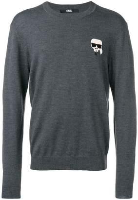 Karl Lagerfeld Ikonic sweater
