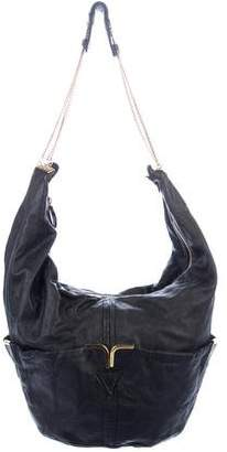Chloé Triple Chain Milton Hobo