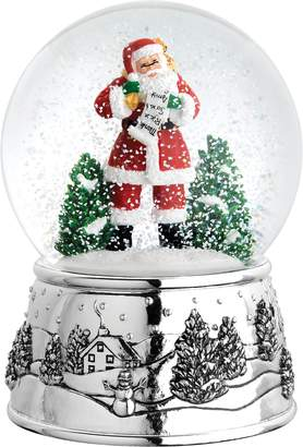 Reed & Barton Classic Christmas Large Globe Ornament