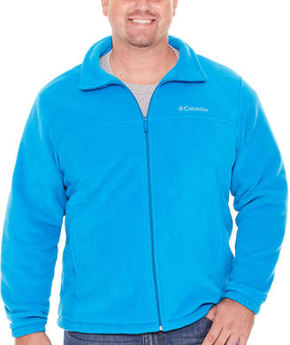 Columbia Lightweight Fleece Jacket - Big and Tall