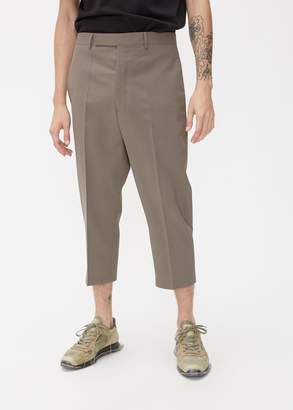 Rick Owens Cropped Astaire Trouser