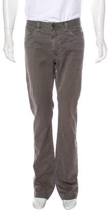 J Brand Kane Straight-Leg Pants