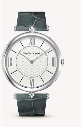 Van Cleef & Arpels Pierre Arpels gold and diamond watch