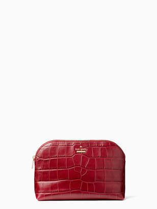 Kate Spade murray street croc-embossed small briley
