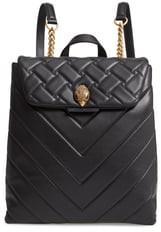 Kurt Geiger London Kensington Quilted Leather Backpack