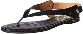 Qupid Women's Thong Flat Sandal