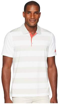 adidas Ultimate Rugby Stripe Polo Men's Clothing