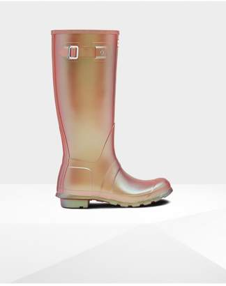 Hunter Womens Original Nebula Tall Rain Boots