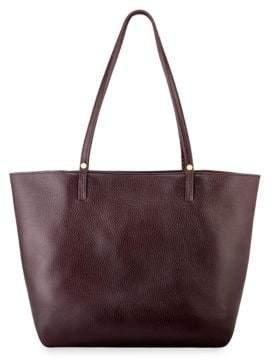 GiGi New York Tori Leather Tote Bag