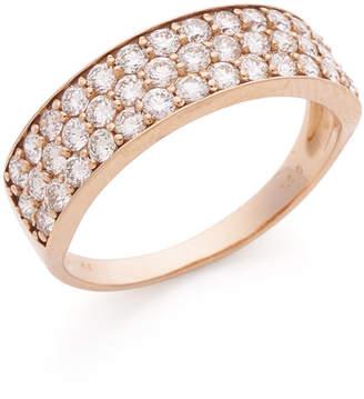 GIANTTI K18PG ダイヤモンド リング ピンクゴールド 16