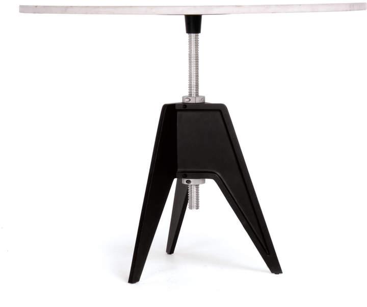 Tom Dixon - Screw Table Ø 90 cm, weiß