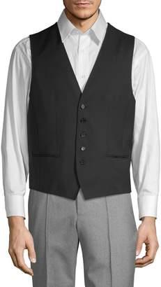 HUGO BOSS Westin Virgin Wool Vest