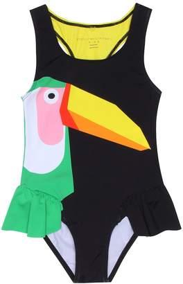 Stella McCartney Toucan swimsuit
