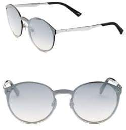 Web Round Sunglasses