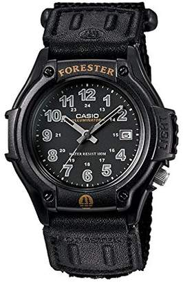 Casio Forester FT-500WC-1B men's quartz wristwatch