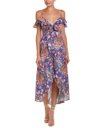 Aiden High-Low Maxi Dress