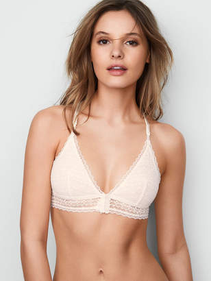 Victoria's Secret The Bralette Collection Lace Front-close