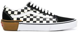 Vans Gum Block Old School Check sneakers