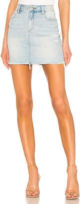 Pistola Denim Sierra High Rise Pencil Skirt.
