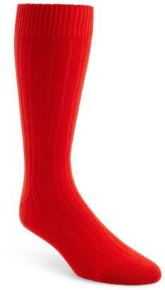 Pantherella 'Waddington' Cashmere Blend Mid Calf Socks