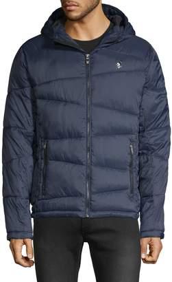 Spyder Hooded Puffer Jacket