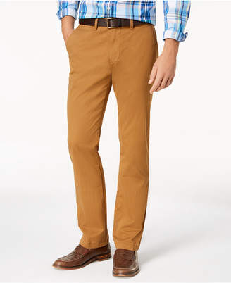 Tommy Hilfiger Men's Th Flex Stretch Custom-Fit Chino Pant
