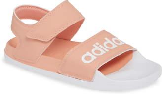 d2fad88fc209 adidas Pink Women s Sandals - ShopStyle
