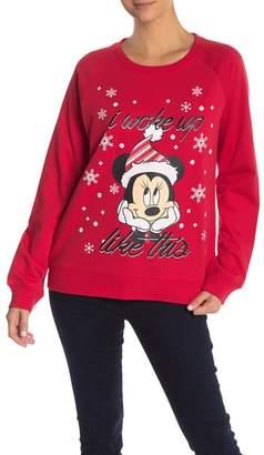 Freeze Minnie I Woke Up Like This Sweater