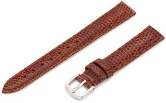 Hadley-Roma Women's LSL715RR 130 13-mm Genuine Java Lizard Watch Strap