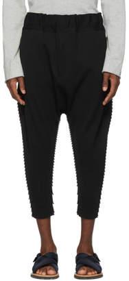 Issey Miyake Black APOC Lounge Pants