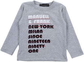 Manuell & Frank T-shirts - Item 12035258QI