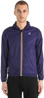 K-Way Jacques Waterproof Nylon Jacket