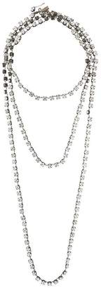 Ann Demeulemeester multi-layer long necklace