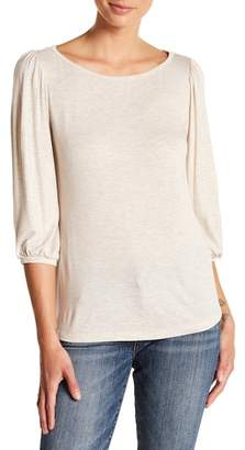 KUT from the Kloth Kacy Boatneck Peasant Top