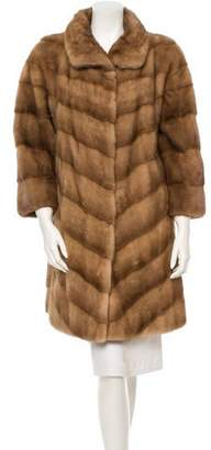 Michael Kors Mink Coat