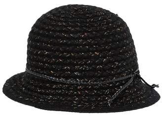 Cloche August Hat Braided Hat